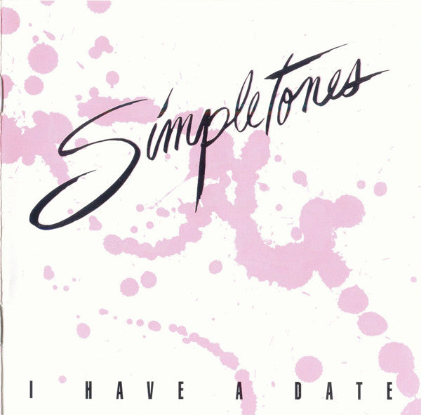 "Simpletones ""I Have A Date"" CD WAREHOUSE FIND"