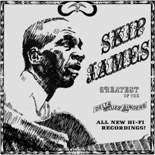 "Skip James ""Greatest Of The Delta"" LP"