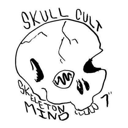 "Skull Cult ""Skeleton Mind"" 7"""