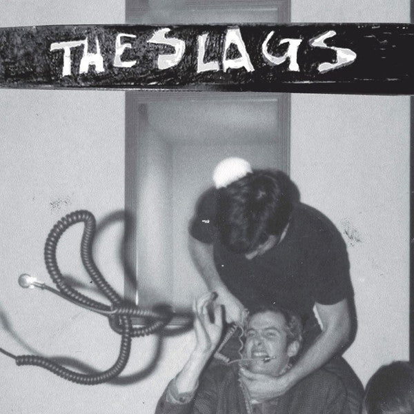 "Slags ""3 Song EP"" 7"""