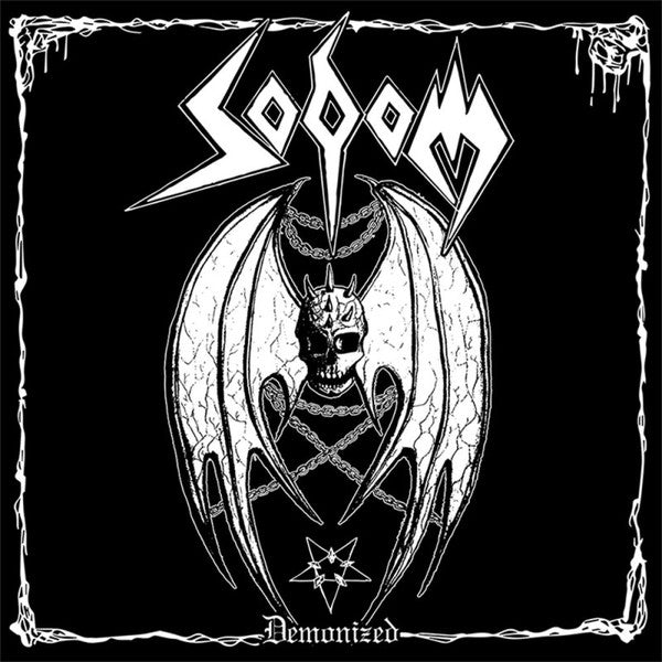 "Sodom ""Dehumanized"" Gatefold LP"