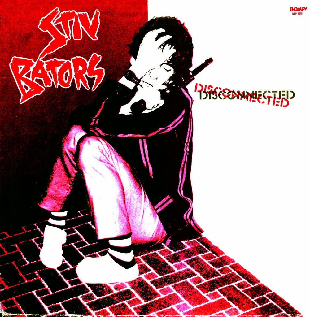 "Stiv Bators ""Disconnected"" LP"