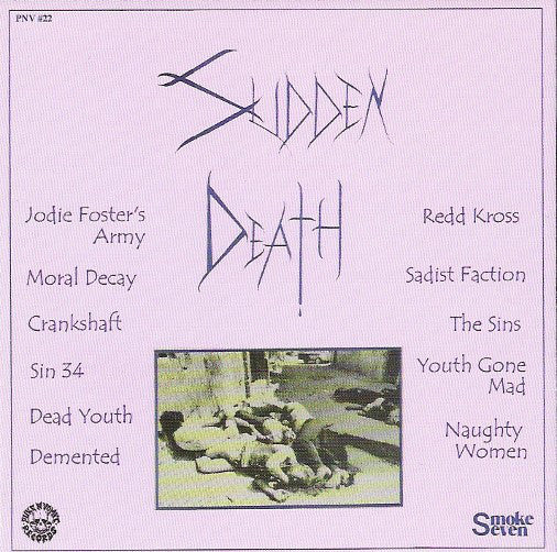 V/A Sudden Death CD