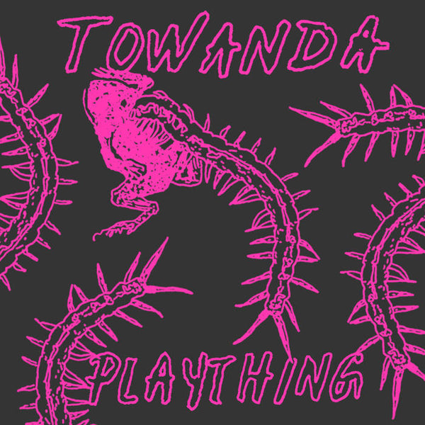 "Towanda ""Plaything"" Cassette"