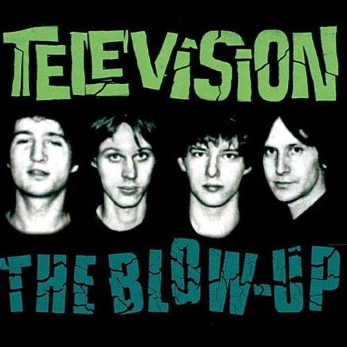 "Television ""The Blow-Up"" 2xLP"