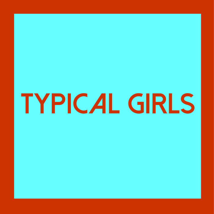 "V/A ""Typical Girls Vol. 4"" LP"