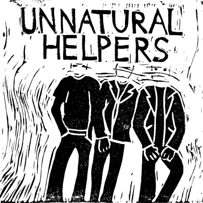 "Unnatural Helpers ""Wonder Years (the Lost Recordings)"" 7"""