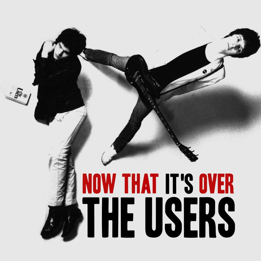 "Users , The ""Now That It's Over"" 7"""