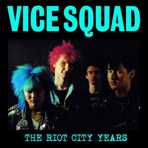 "Vice Squad ""The Riot City Years"" LP"