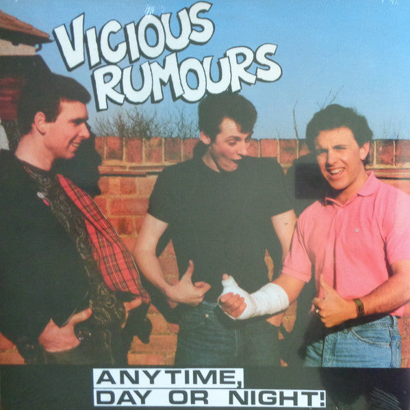 "Vicious Rumours ""Anytime, Day Or Night"" LP"