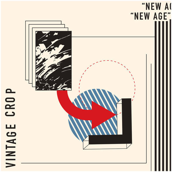 "Vintage Crop ""New Age"" LP"