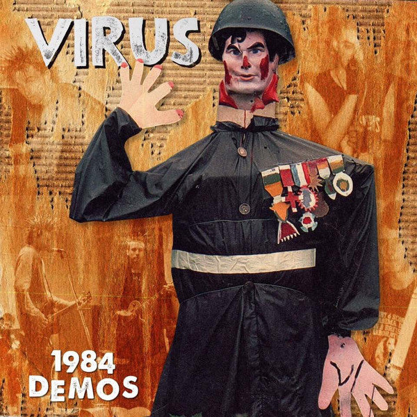 "Virus ""1984 Demos"" LP"