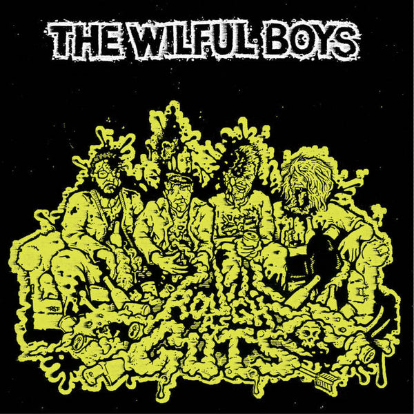 "Wilful Boys ""Rough As Guts"" LP"