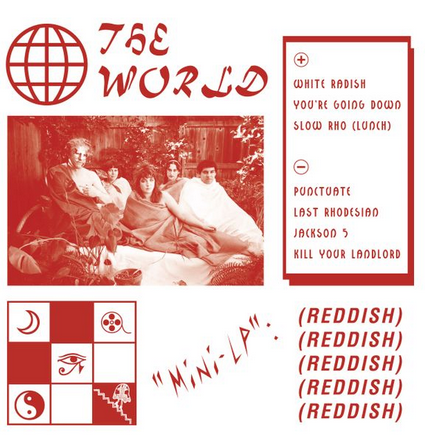 "World , The ""Reddish"" LP"