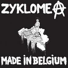 "Zyklome A ""Made In Belgium"" LP"