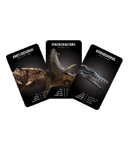 Dinosaur 4D+ Cards - 4D Imagination