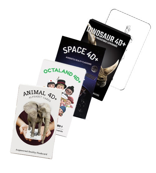 4D Imagination Sample Cards - 4D Imagination