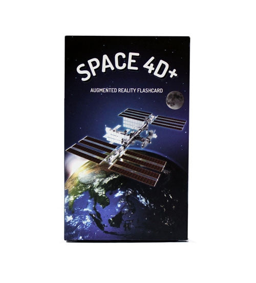 Space 4D+ Cards - 4D Imagination