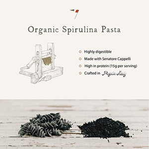 Anatomico Superfood Organic Healthy Pasta (Spirulina, Single)