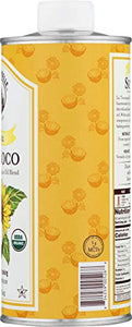 La Tourangelle Organic Sun Coco Oil 25.4 Fl. Oz., Neutral Flavor & High Smoke Point, Blend of Organic Sunflower Oil and Organic Coconut Oil