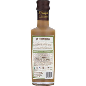 La Tourangelle Organic Classic Balsamic Vinaigrette, 8.45 fl. oz., 2-Bottle Pack, Salad Dressing and Marinade, Made with Organic Extra Virgin Olive Oil, Gluten-Free, Low Sodium, 2 Count