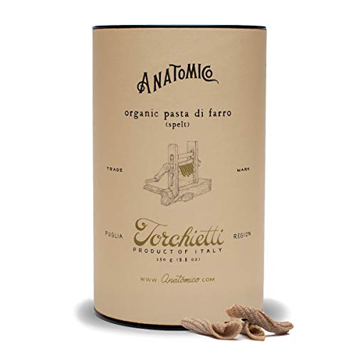 Anatomico Superfood Organic Healthy Pasta (Spelt, Single)