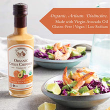 Load image into Gallery viewer, La Tourangelle Organic Citrus Chipotle Vinaigrette, 8.45 fl. Oz., 2-Bottle Pack, Salad Dressing and Marinade, Made with Organic Virgin Avocado Oil, Gluten-Free, Low Sodium, 2 Count
