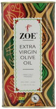 Load image into Gallery viewer, ZOE Extra Virgin Olive Oil, 1 Liter Tin