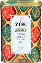 Load image into Gallery viewer, Zoe, Organic Extra Virgin Oil Olive, 25.5 Ounce