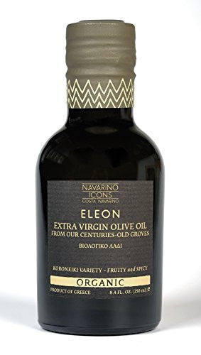 Eleon Organic Extra Virgin Olive Oil