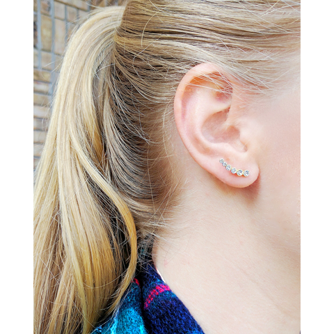 Crystal Ear Jackets