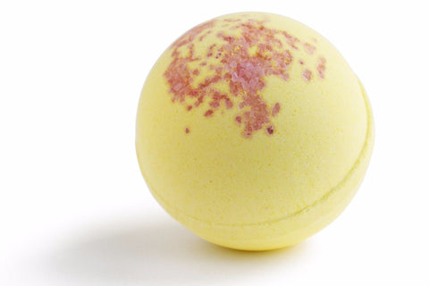 Yellow Grapefruitlicious Bath Bomb