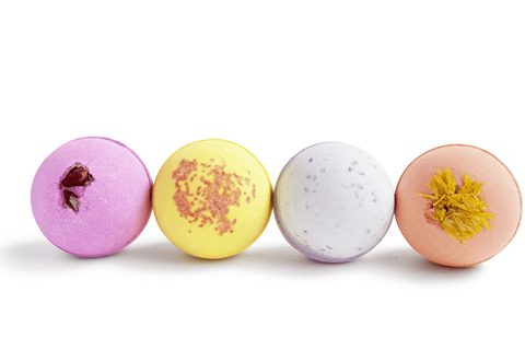 Premium Bath Bombs (4-Pack)