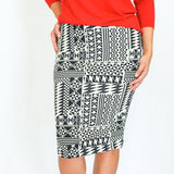 Stretch Pencil Skirts
