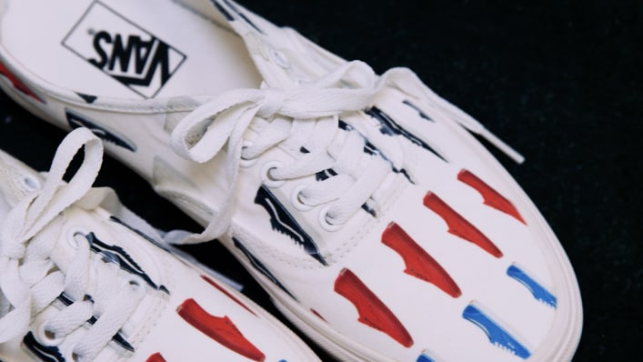 f81cd3f22e7e You can now customise your own pair of Vans... – Future Bikini