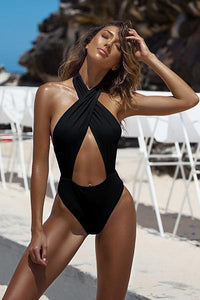 Alessia One Piece Black
