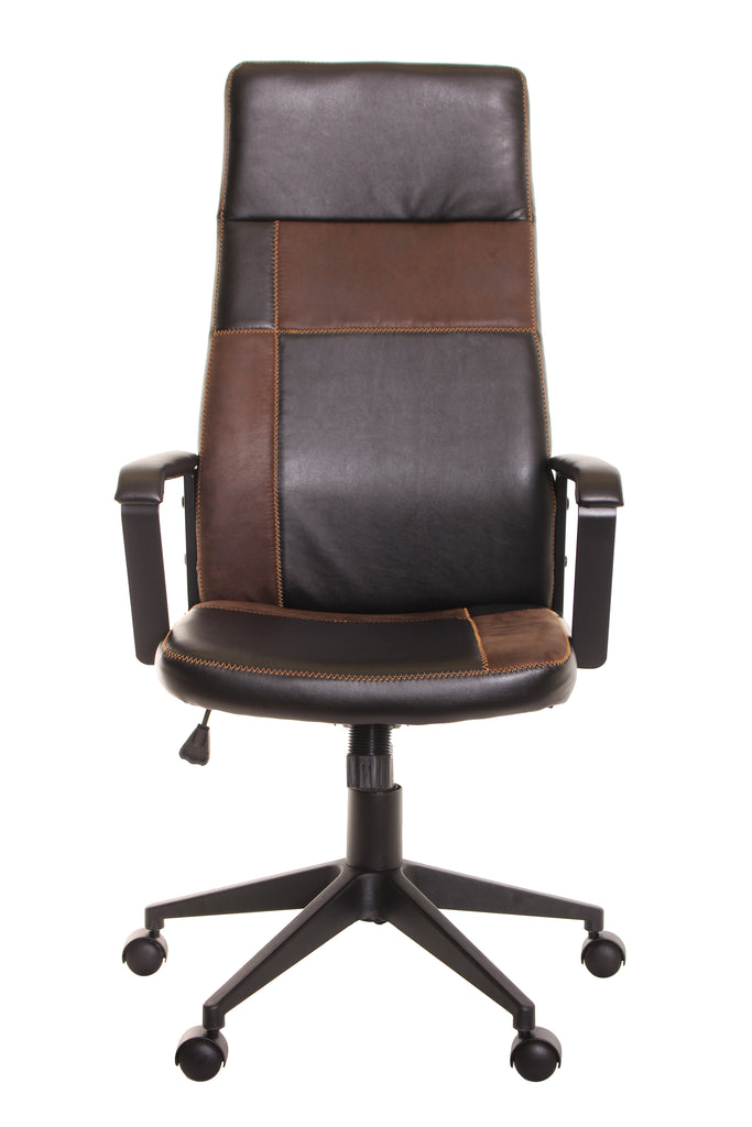 Emily High-Back Desk Chair by TimeOffice - Time Office Furniture