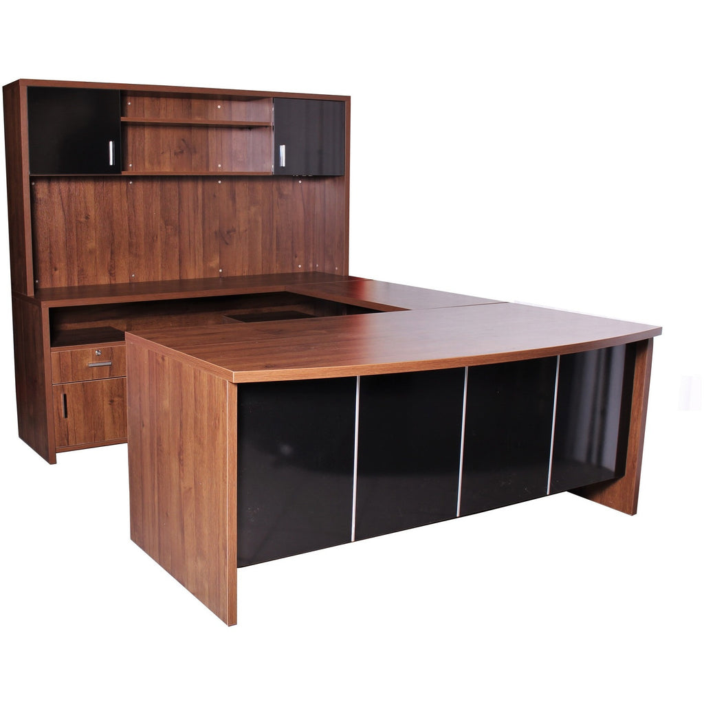 TIME01 U Shaped Office Suite - Time Office Furniture