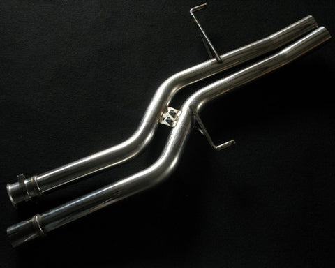 DEVIL SPORTS C140 CL600/CL500 Coupe center muffler