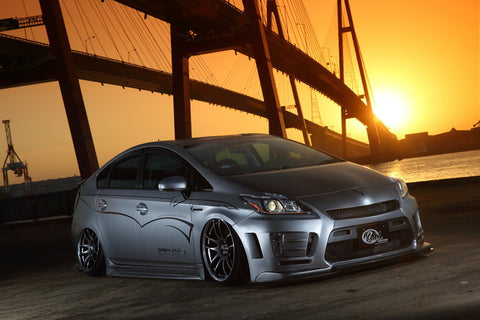 SIDE STEP SG-TYPE (PRIUS 30R-SS BODY KIT)