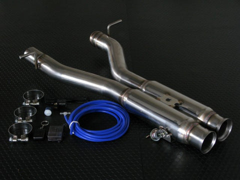 MIRACLE MERCEDES-BENZ W204 C-63 AMG VARIABLE MUFFLER