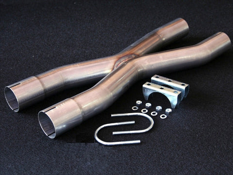 DEVIL SPORTS  Quattroporte  07y-08y center muffler