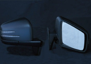 MERCEDES-BENZ G CLASS W463 13Y  STYLE THIRD PARTY PRODUCTS DOOR MIRROR