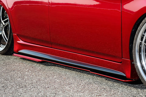 SIDE STEP DIFFUSER SG-TYPE (PRIUS 30R-GT)