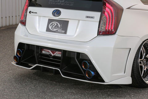 REAR BUMPER SG-TYPE (PRIUS 30R-GT BODY KIT)