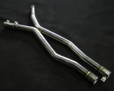 DEVIL SPORTS W221 S550 / S500 Long center muffler