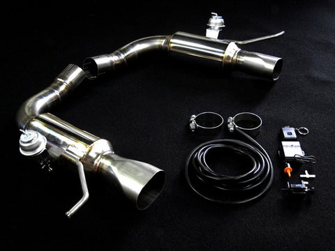 MIRACLE MERCEDES-BENZ R231 SL350 VARIABLE MUFFLER