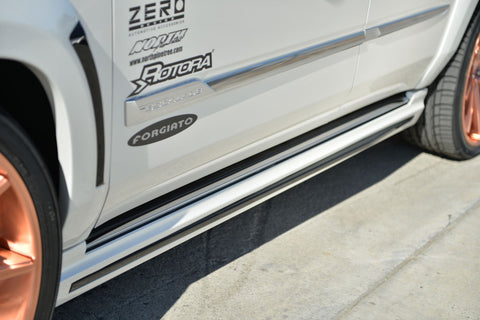 ZERO DESIGN  CADILLAC ESCALADE Ver1 Side step (only for vehicles with auto step)