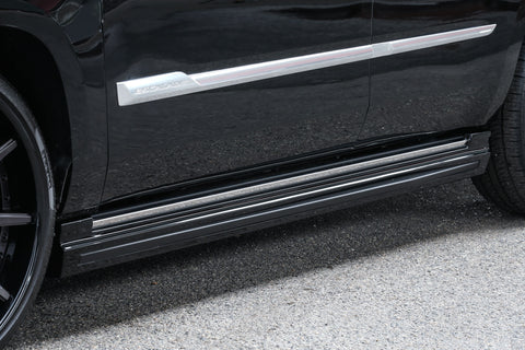 ZERO DESIGN  CADILLAC ESCALADE Ver2 Side step (only for vehicles with auto step)