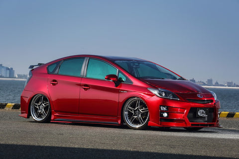 FRONT DIFFUSER SG-TYPE (PRIUS 30R-GT BODY KIT)